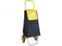 taška nákupní RIO 32l, nosnost 30 kg ČER/OR