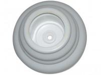 závěs nástěnný s krytem plastový, BÍ 1022.01