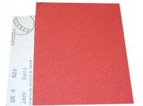 papír brus. na dřevo 145 zr.100, 230x280mm