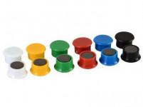 magnet 851/13mm (14ks) - mix barev