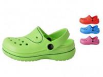 pantofle gumové dětské vel. 27 (pár) - mix barev