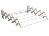 sušák harmonika PRAKTIK 60cm plastový + kov. BÍ