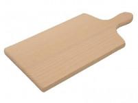 prkénko na zeleninu 28x12x1,1cm dřev.