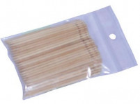 napichovátko ozdobné 10cm dřev. (50ks)