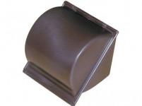 schránka na WC papír 14x11cm plastová - mix barev