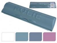 box na fólie s řezací lištou 33,5cm plastový - mix barev