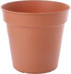 Elho květináč Green Basics - mild terra 24 cm