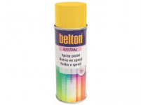 barva ve spreji BELTON RAL 1021, 400ml ŽL hořčičná