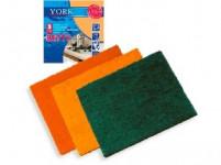 utěrka hrubá BETTY 14x13cm (3ks) - mix barev
