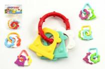 Kousátko - různé tvary - mix variant či barev