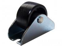 kolečko nábytkové pevné 25mm plastové (20ks)