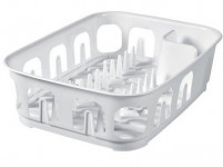 odkapávač na nádobí obdélníkový 39x29x10cm plastový, BÍ