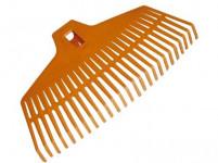 hrábě na listí plastové, H25
