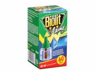 Náplň BIOLIT Green Tea do odpařovače proti komárům 46ml