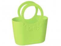 Taška LILY plastová světle zelená 4l