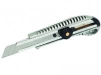 nůž odlamovací 18mm s utahovacím šroubem, kov FESTA