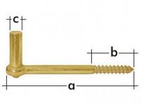 držák čepu d 10mm/106mm CW10/106