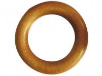 kruh dřev. sv.125.27 (10ks)