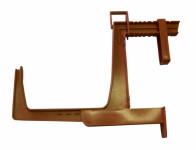Držák na truhlík balkon - Fantazie terakota