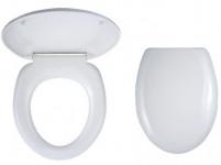 sedátko WC universál plastové