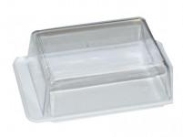 máslenka obdélníková 15x10cm plastová - mix variant či barev