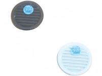 mřížka větrací se síťovinou plastová, pr.110mm HN
