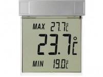 teploměr digitální okenní 10x9cm 30.1025