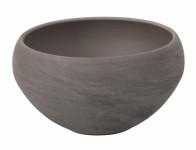 Žardinka LUNA NATURAL impregnovaná keramická d19cm