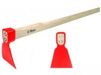 Motyka úhlová, okopávačka, kovaná, 100mm 120cm
