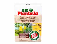 Desky Bio Plantella žluté - univerzální 5 ks