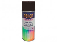 barva ve spreji BELTON RAL 8017, 400ml HN čokoládová