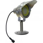 svítidlo LED 10W,850lm, MR30, IP67,3000K, teplé, Al ŠE+stínítko, zapich. i přišroubovací
