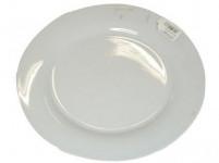 talíř mělký 24,5cm BÍ porcelánový