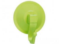 háček s přísavkou 6,5cm plastový - mix barev