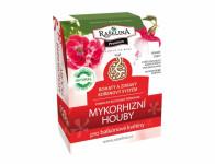 Mykorhizní houby RAŠELINA PREMIUM na balkonové květiny 150g
