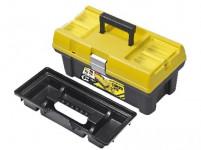 """kufr na nářadí 16"""" STUFF SEMI PROFI CARBO 415x226x200mm"""