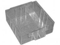 krabička střední ND 6232 14x14x6cm plastová